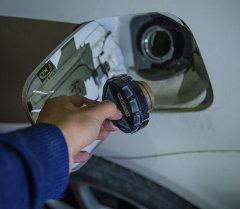 Бензин в Кыргызстане