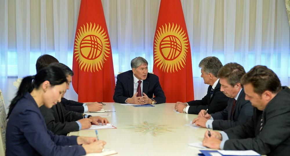 Президент и спецпредставитель Генсека ООН обсудили вопросы регионального сотрудничества