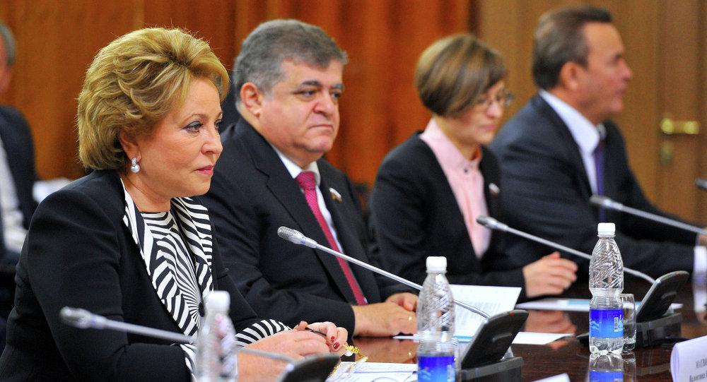 Валентина Матвиенко с официальным визитом посетила Кыргызстан