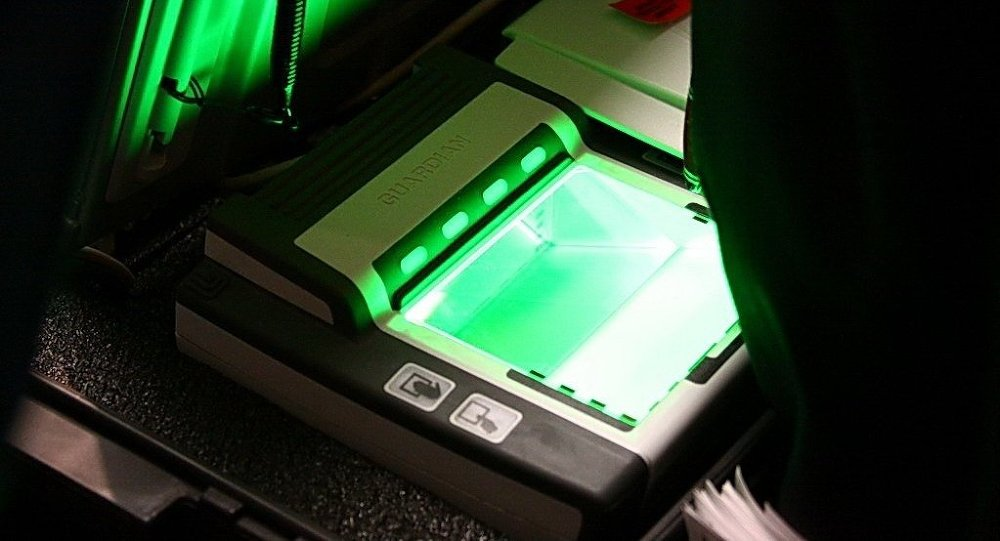 США начинают собирать биометрические данные на выезде из страны