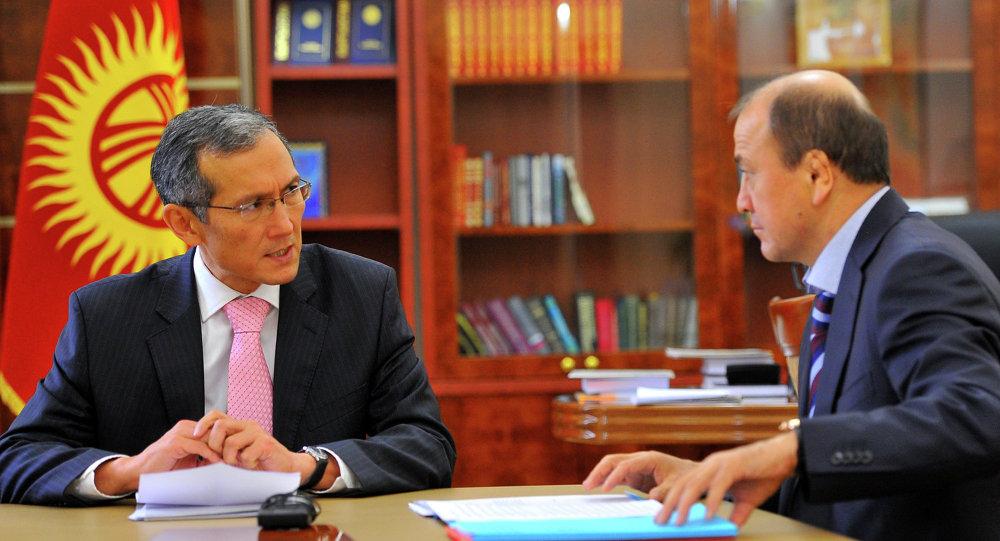 Премьер-министр поручил главе МВД провести реформы в министерстве
