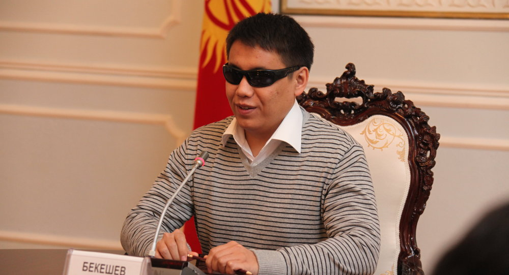 Депутат ЖК КР, Дастан Бекешев