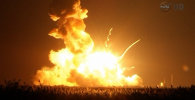 Ракета НАСА взорвалась при запуске