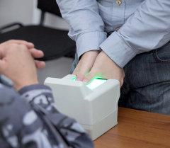 Кыргызстанда биометрикалык маалыматтарды чогултуу. Архив