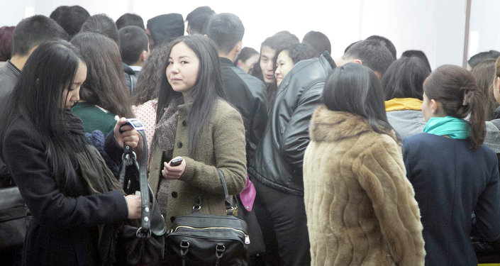Кыргызстанда биометрикалык маалыматтарды чогултуу улантылууда