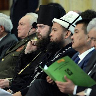 Заседание Совета обороны КР