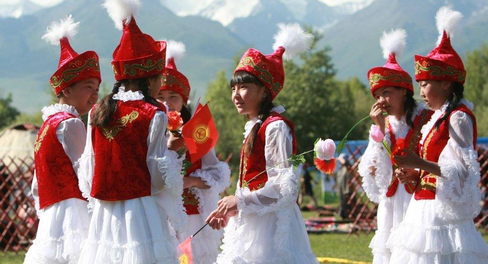 Фестиваль прикладного народного искусства в Нарыне