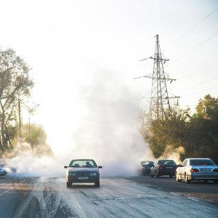 31 октября на улице Медерова произошла авария теплосети