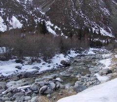 Национальный парк Ала-Арча Киргизия путешествие горы