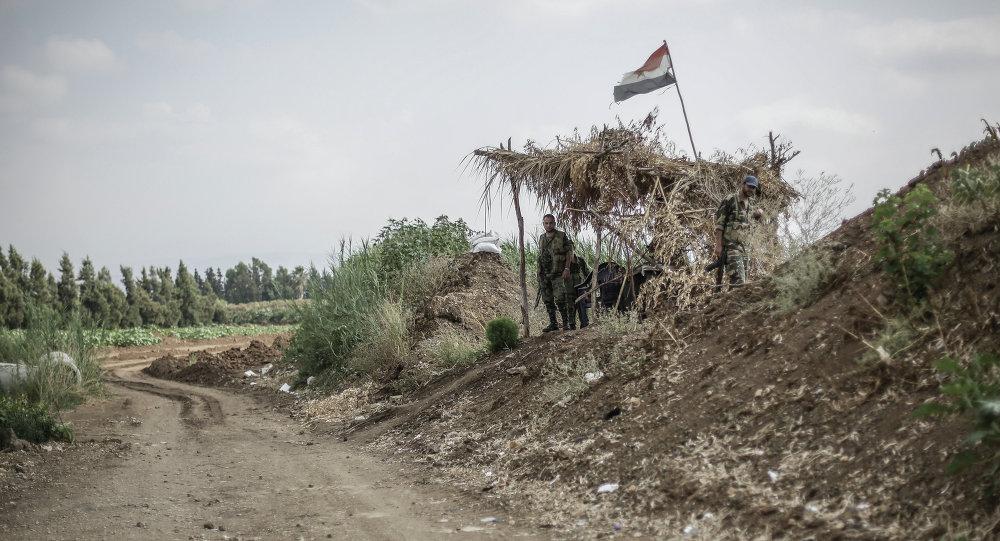 Сирийско-ливанская граница и жизнь в Латакии