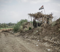 Сирия жана Ливия чек арасы. Архив