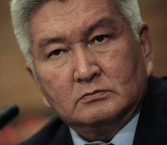 Экс-глава кабинета министров Кыргызстана Феликс Кулов