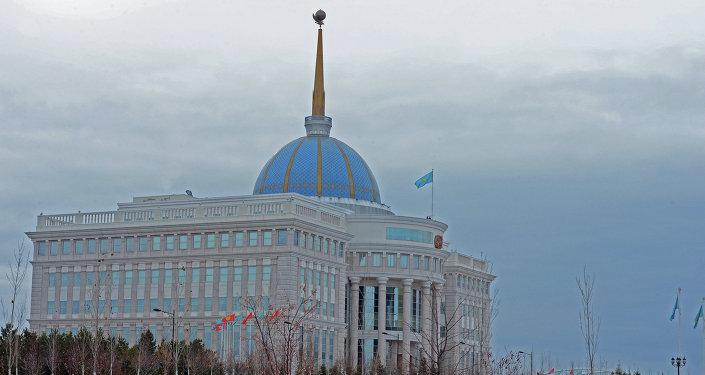 Визит Президента Кыргызской Республики Алмазбек Атамбаева в Астану