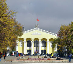 Жусуп Баласагын атындагы Кыргыз улуттук университети. Архив
