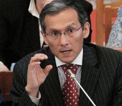 Выборы премьер-министра Киргизии