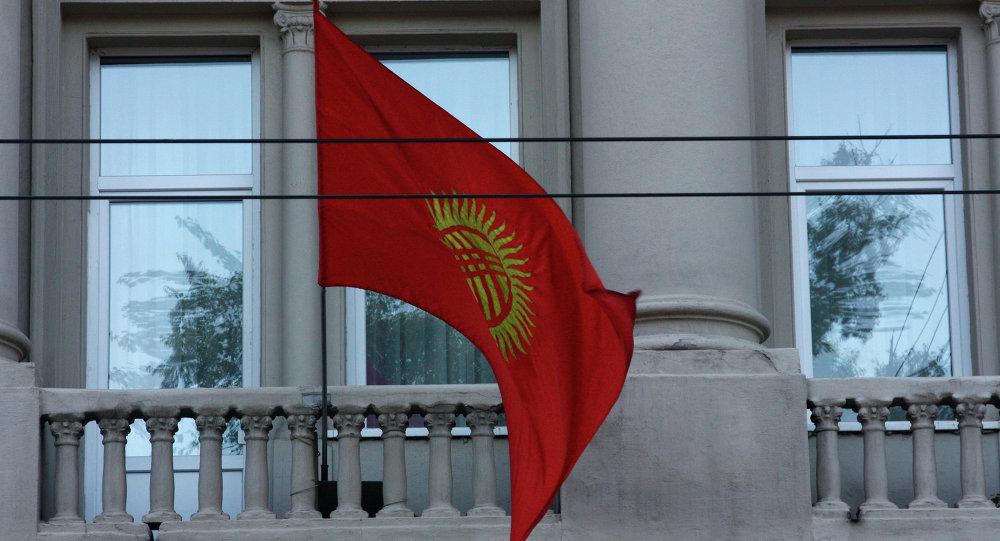 Здание посольства Киргизии в Москве