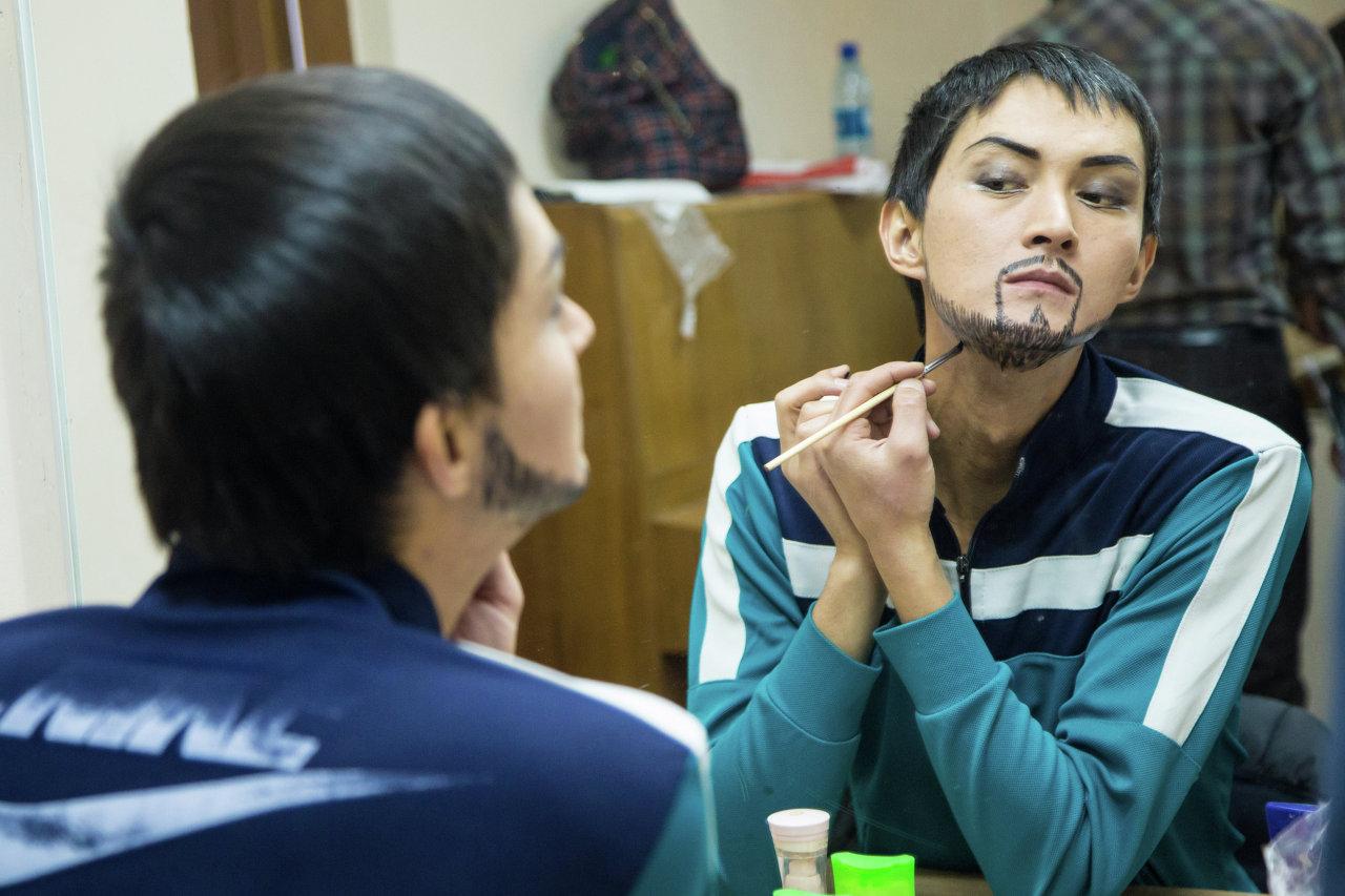 В Бишкеке прошли гастроли Казахского театра оперы и балета