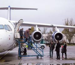 Экскурсия по летучему кораблю для Бактыяра