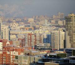 Екатеринбург шаарына көрүнүш. Архив