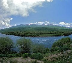Кыргызстандын жаратылыш. Архив