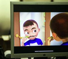 В Кыргызстане презентовали первый отечественный мультфильм
