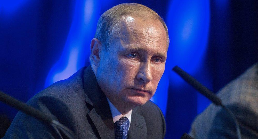 Рабочая поездка В.Путина в Приволжский федеральный округ
