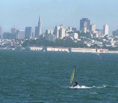 Сан-Франциско шаарына көрүнүш. Архив