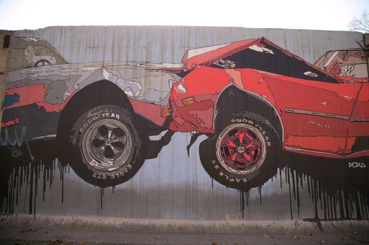 Такие картины лучше всякого гаишника предупредят об опасности превышать скоростной режим на дорогах.
