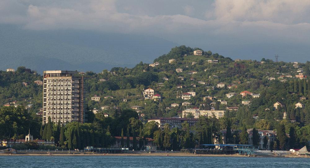 Международная парусная регата Россия - Абхазия