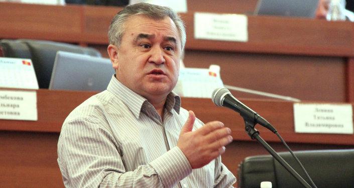 Өмурбек Текебаев. Архив