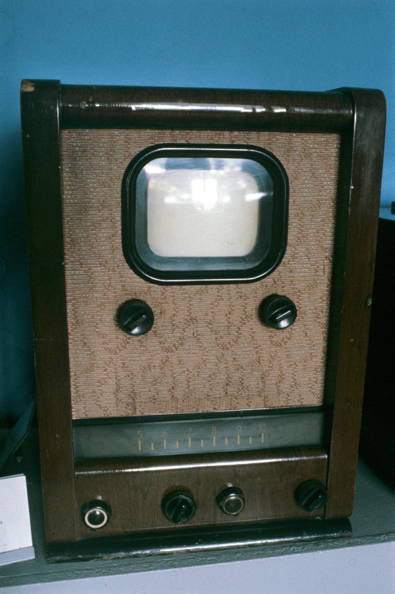 Телевизор Москвич, 1947 год
