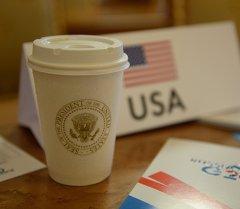 Рабочий завтрак участников саммита Группы двадцати