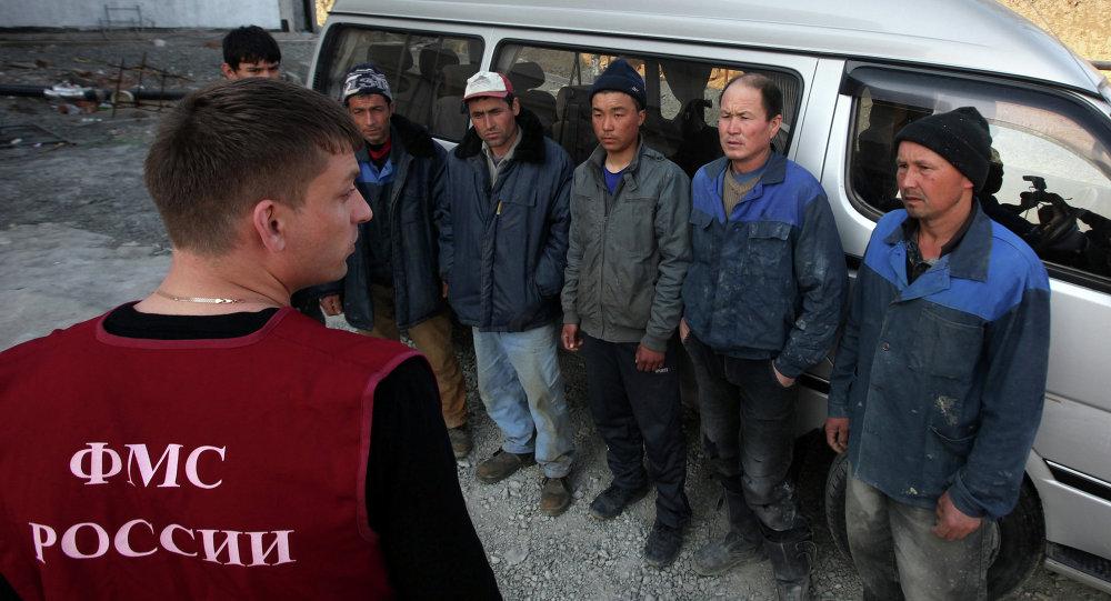 Рейд УФМС по выявлению нелегальных мигрантов