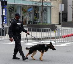 Подозрительный предмет обнаружен в день годовщины взрыва на Бостонском марафоне