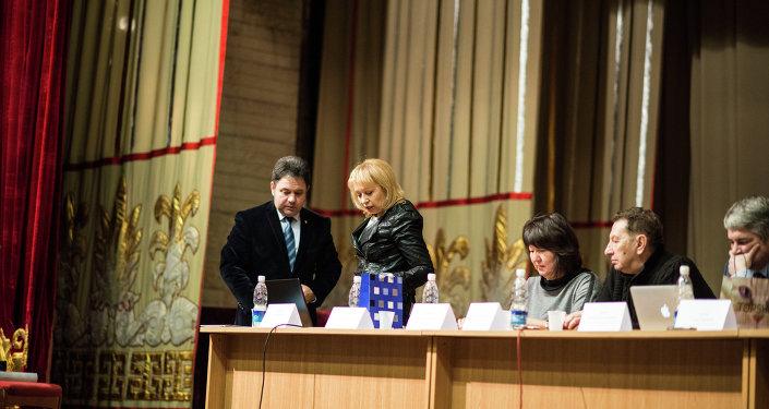 КРСУ конференция Современный медиа: новые вызовы и риски