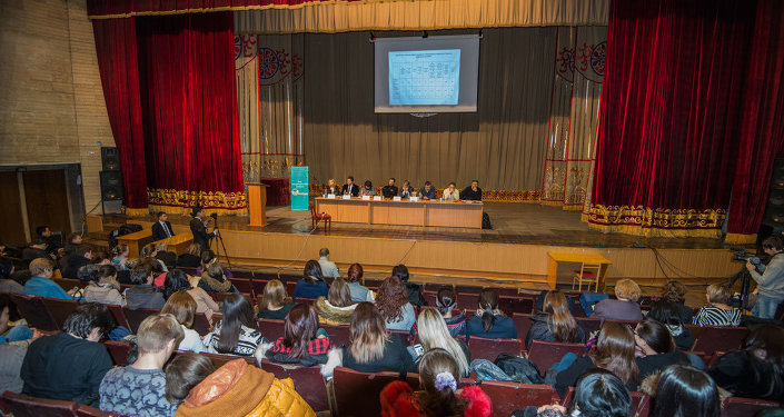 Конференция в КРСУ Новые медиа: вызовы и риски