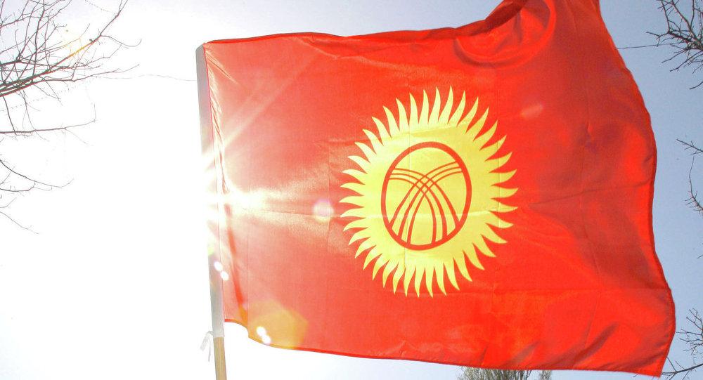 Оппозиционный митинг в Бишкеке