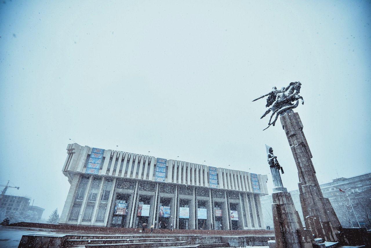 Сколько зим пережил любимый горожанами Великодушный Манас?