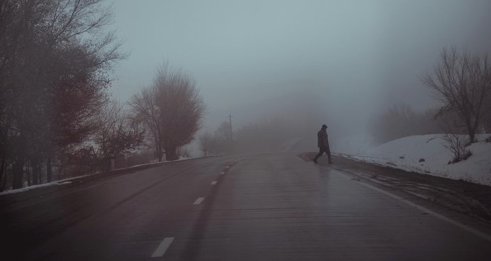 Туман. Архив