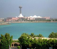 Абу-Даби шаары. Архив