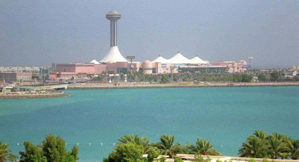 Абу-Даби город в ОАЭ. Архивное фото