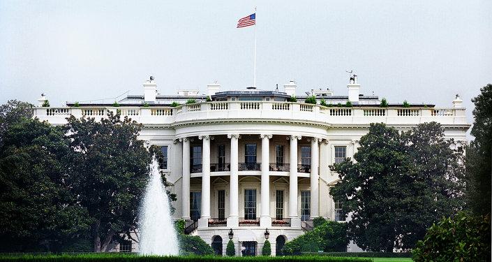 Белый Дом - резиденция президентов США. Архивное фото
