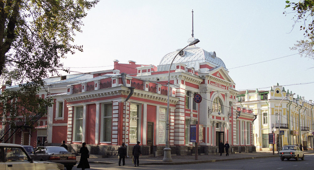 Иркутский драматический театр имени Н.П. Охлопкова