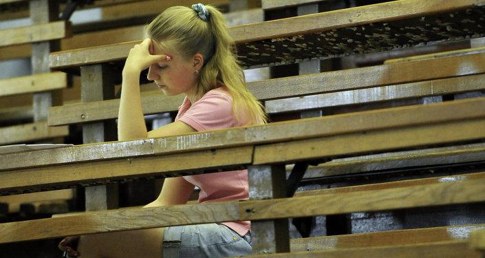 Начало вступительных экзаменов в РГГУ