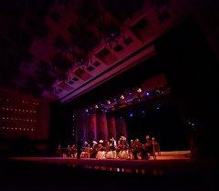 Концерт фольклорно-этнографического ансамбля Камбаркан