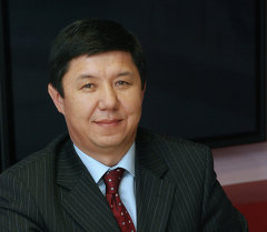 Экс-депутат парламента Кыргызстана, лидер объединенной оппозиции Кыргызстана Т.Сариев