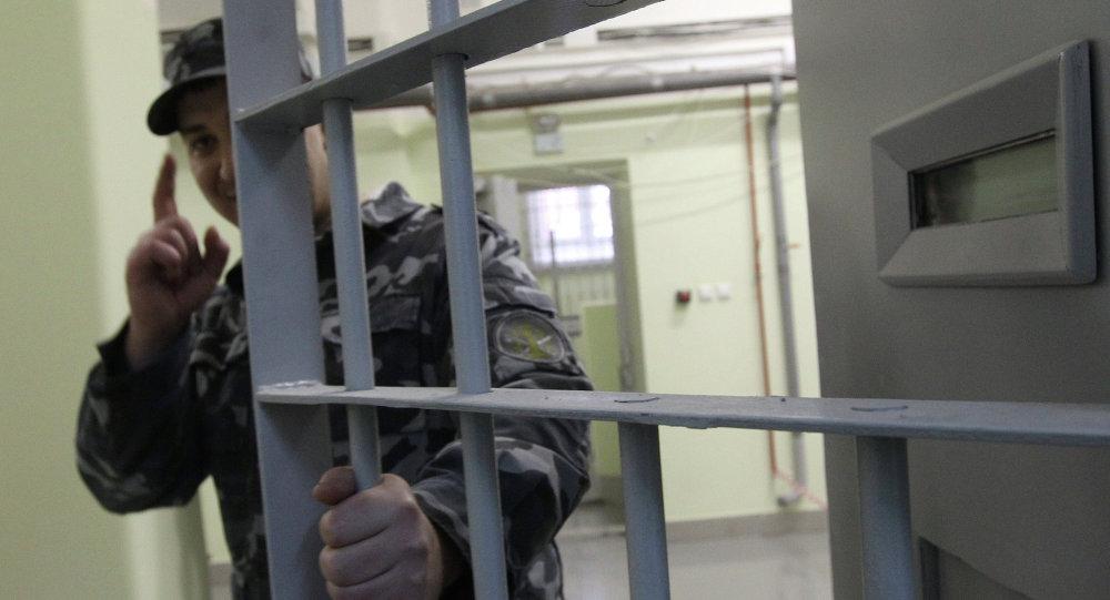 Тюремная камера. Архивное фото