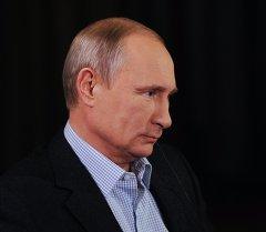 В.Путин дал интервью немецкому телеканалу ARD