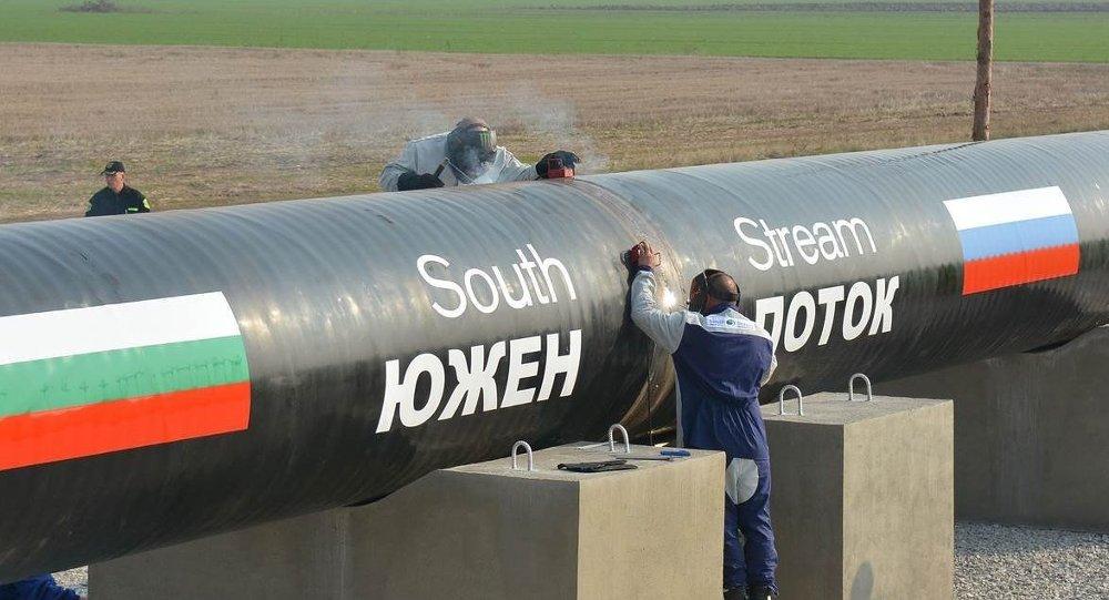 Министр энергетики Сербии Александр Антич заявил, что Сербия не получала официальной информации об отказе от Южного потока.