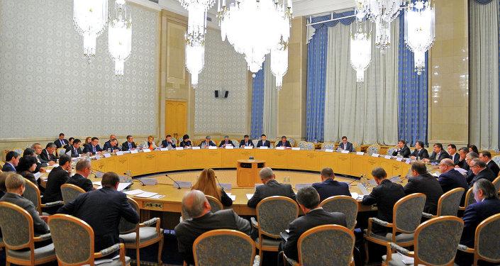 Cостоялось XVII заседание Межправительственной кыргызско-российской комиссии